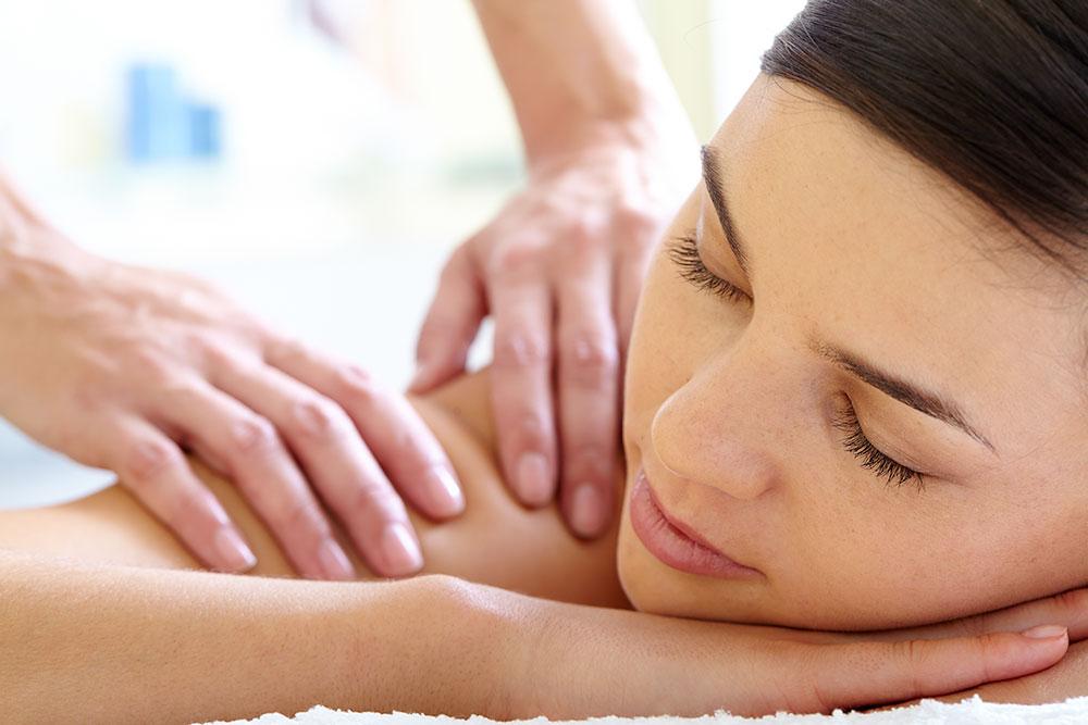 Zeit zum Entspannen - mit Massagen bei Creative Style Wien
